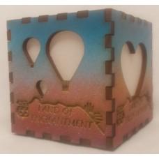 Land of Enchantment Cube