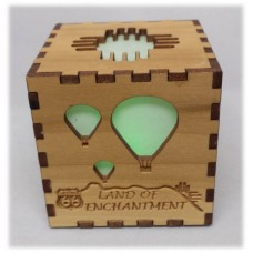 Land of Enchantment Cube